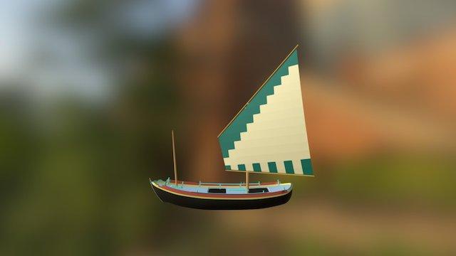 Maistral16 3D Model