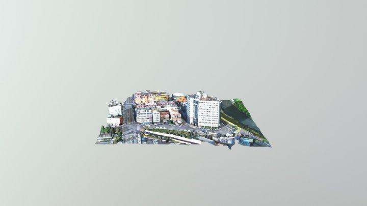 花蓮雲門翠堤大樓v2_20171211_ceci 3D Model