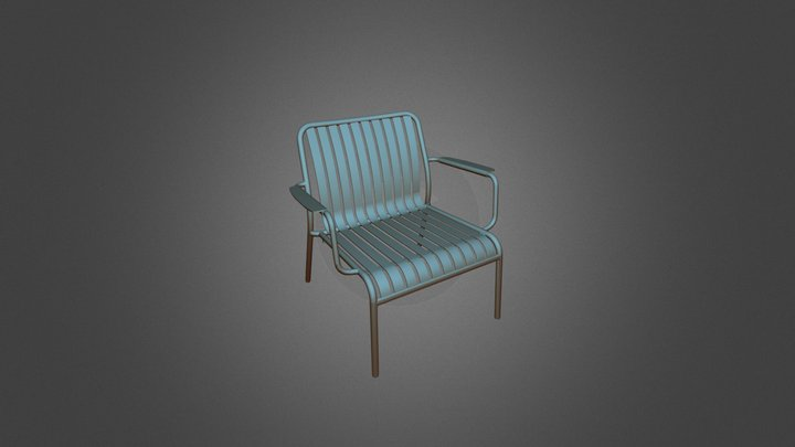 Furniture Rendered 3D Model