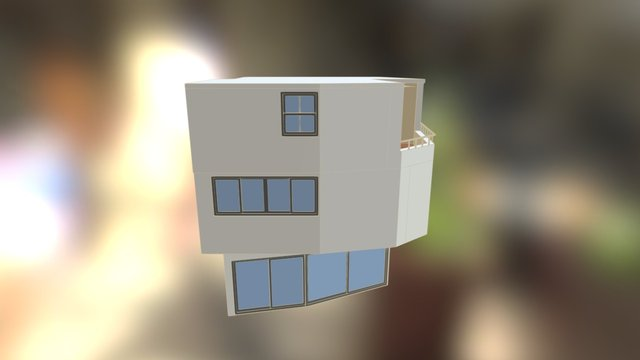 碧湖逸居 3D Model