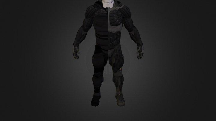tex 3D Model