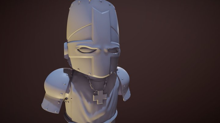Crasher Of The Castles 3D Model