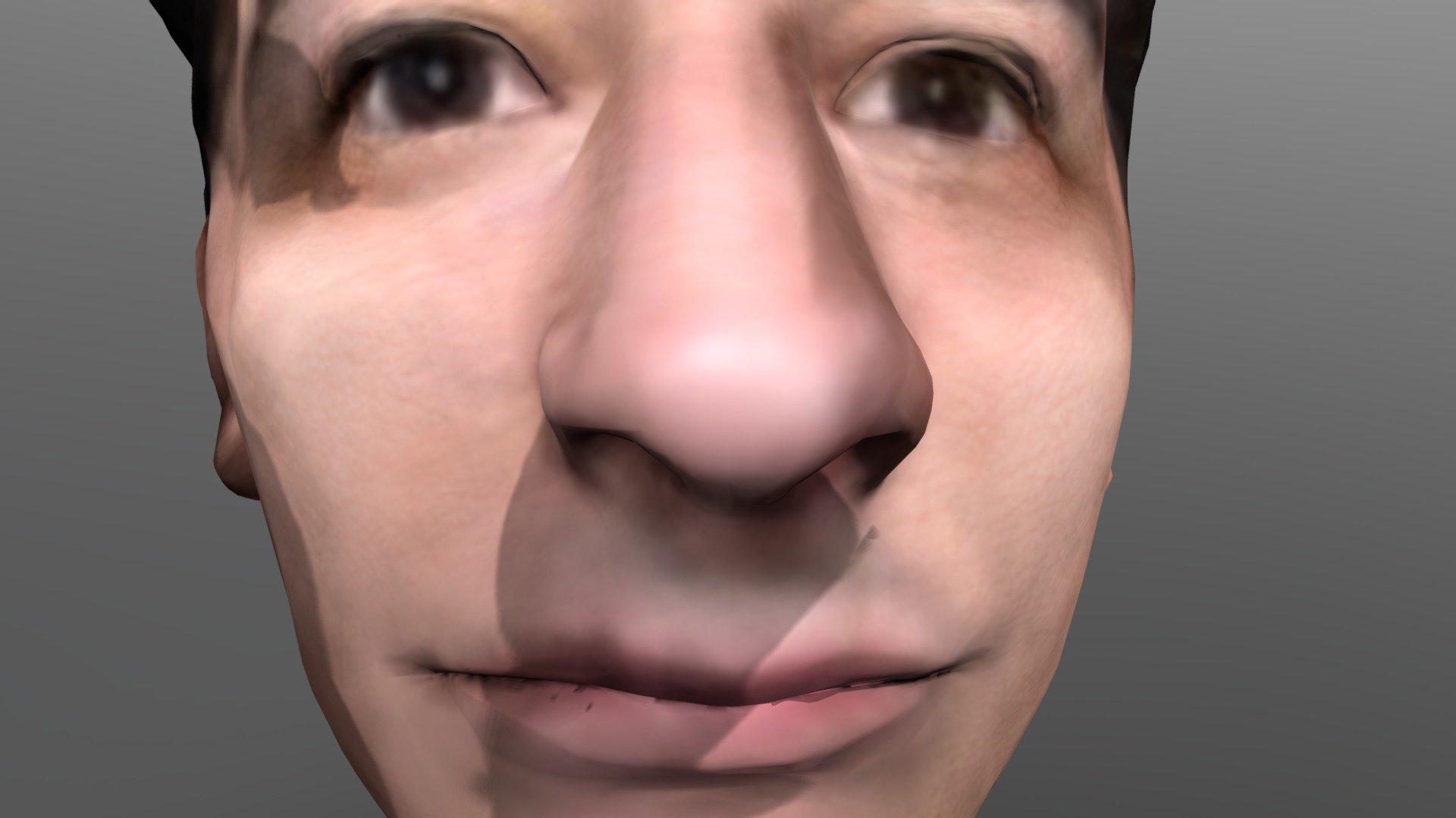 Yandere Dev Face