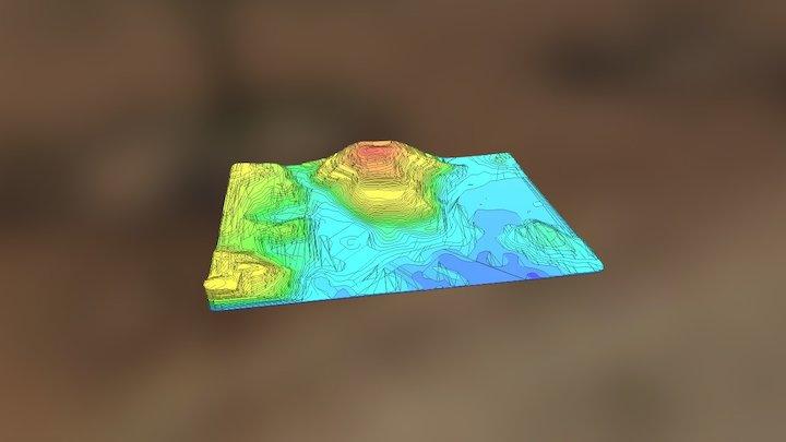 Contour 3D Model