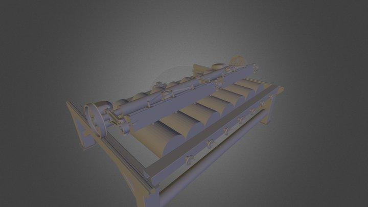 P0001 3D Model