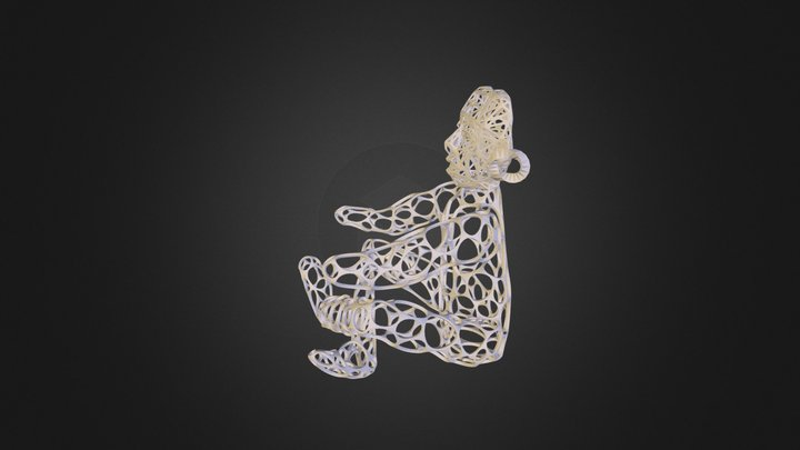 Cantli 3D Model