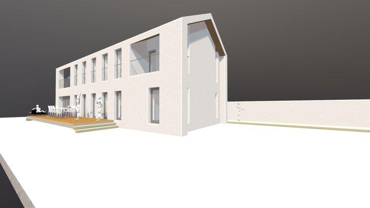 CASA 20.12-1 V3 3D Model