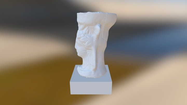 Pebetero 3D Model