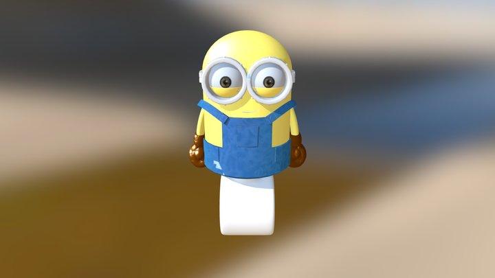 SpongeBumper 3D Model