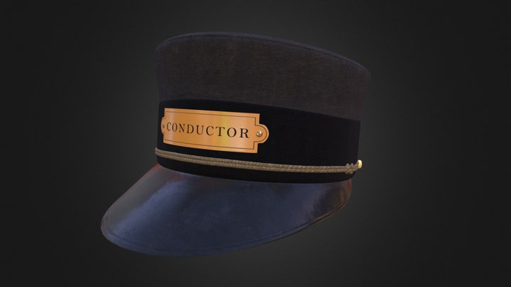 Conductor 3D Model