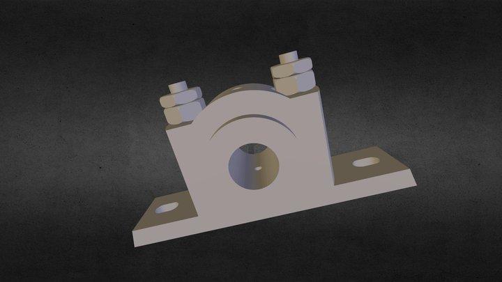 Plumbers Block 3D Model