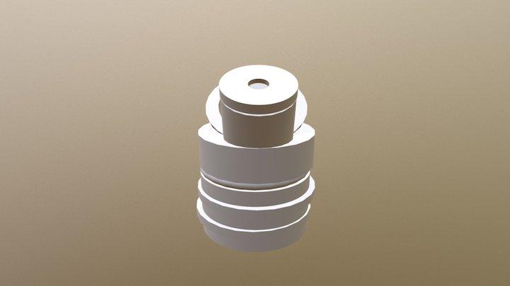 Hydro flask top 3D Model