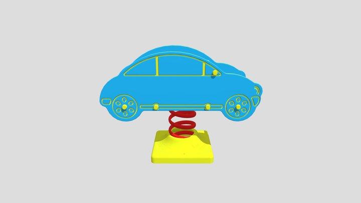 GE 272 3D Model