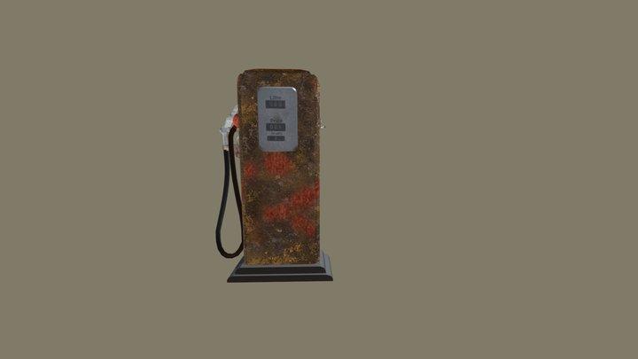 Feul Pump 3D Model