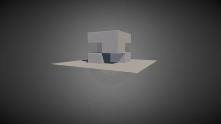 A03 3D Model