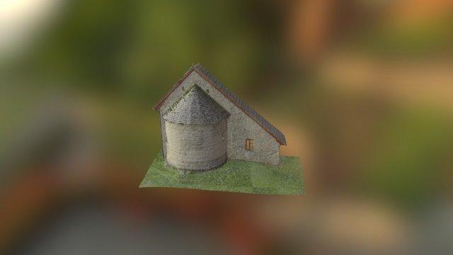 Kyrkodel 3D Model