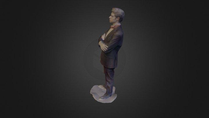 Martyn  3D Model