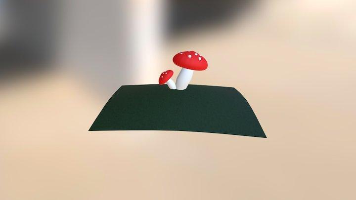 Shroom 3D Model