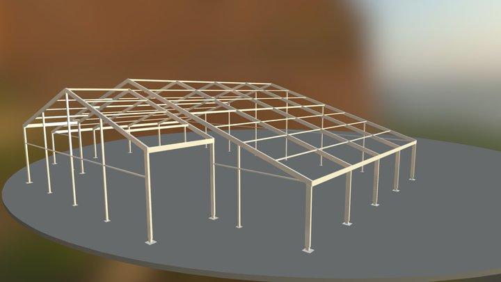 Tent3b 3D Model