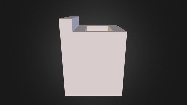 Nevera 3D Model