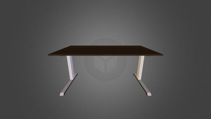 Temptation c desk 3D Model