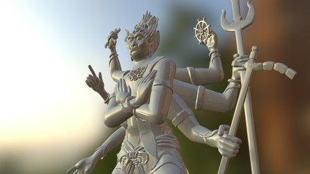 Gundari | Remy Bustani 3D Model