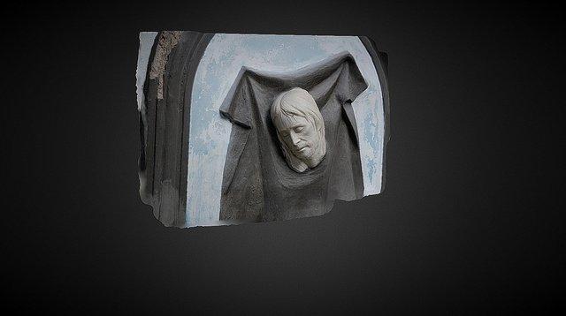 Minori Christ scan ... 3D Model