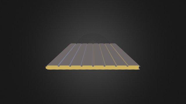7 Hadveli Cephe Paneli 3D Model