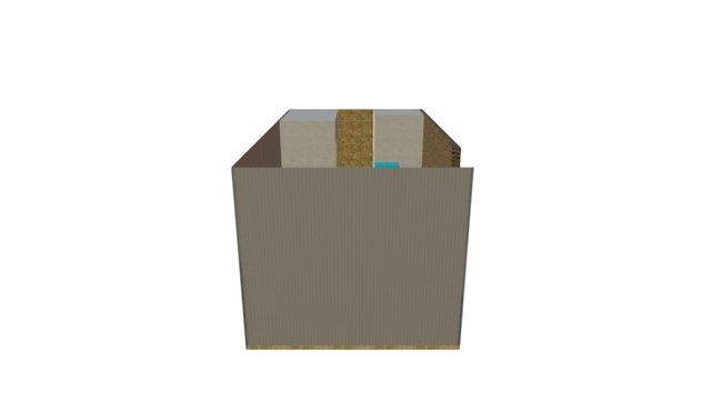 Cafe Kapil 3D Model