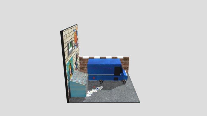Master3 3D Model