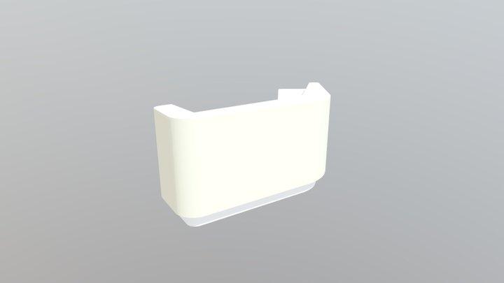 Counter 2 3D Model