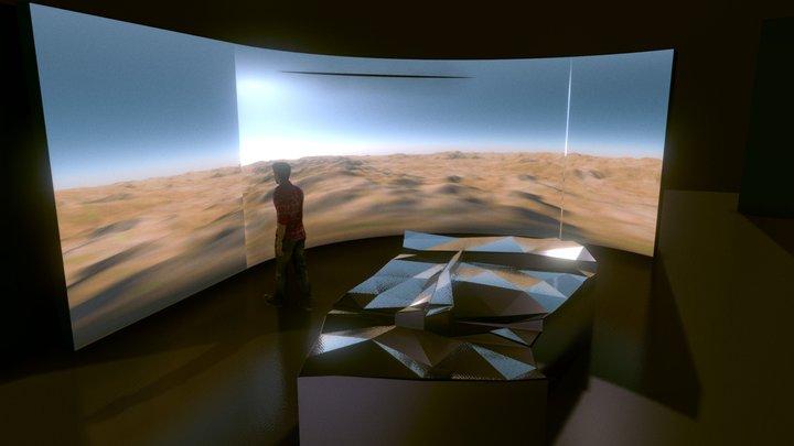 Inmersivo Export 3D Model