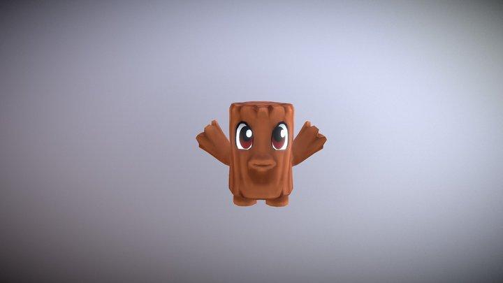 Buchelou 3D Model