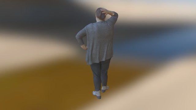 Personal Scan 3D Model