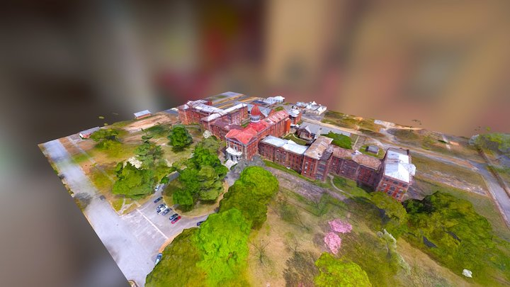 BullStreet - Babcock Building 3D Model