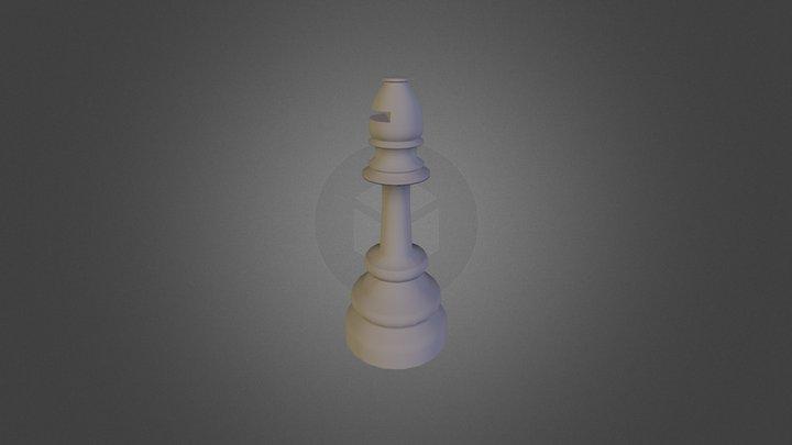Chesspiece 3D Model