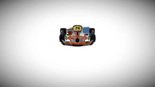 Apex Racing League - Kart FA 3D Model
