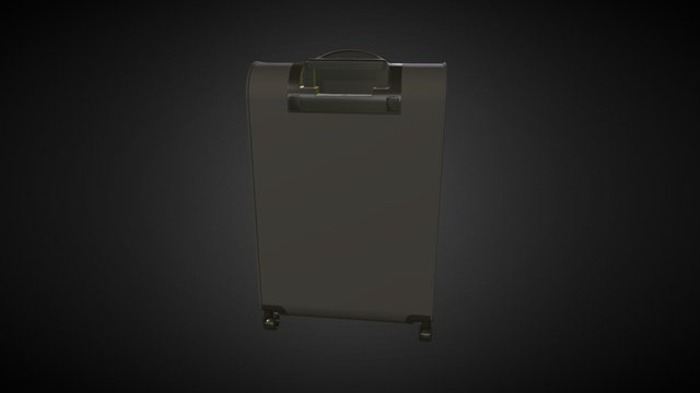 Bag version 3 3D Model