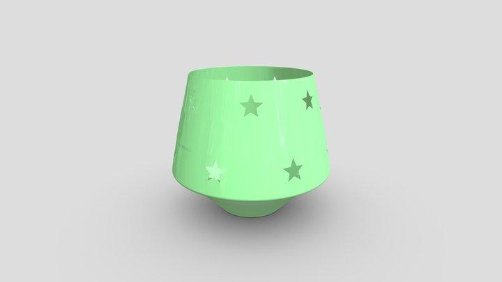 Votive 051 3D Model