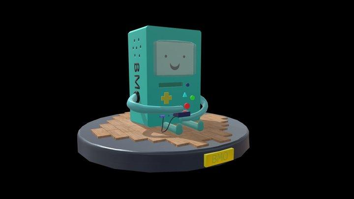 BMO Model 3D Model
