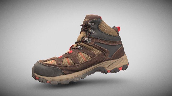 shoes training 3D Model