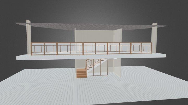 TineEvju-S 3D Model
