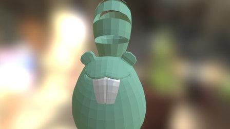 Design Character 3D Model