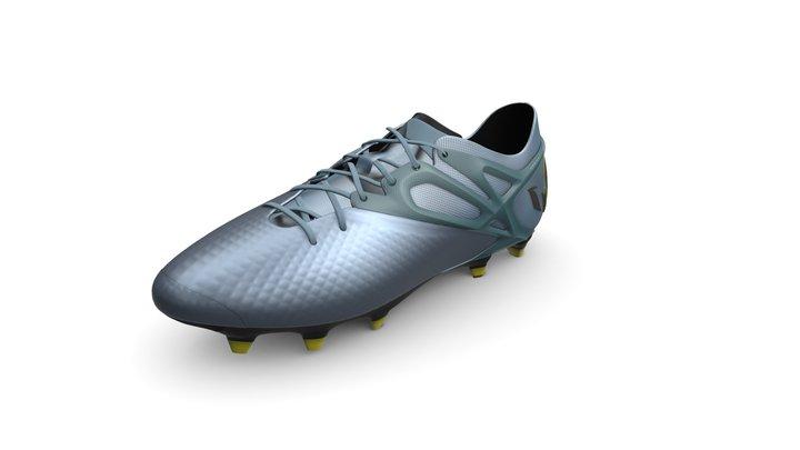 Adidas Messi 15.1 3D Model