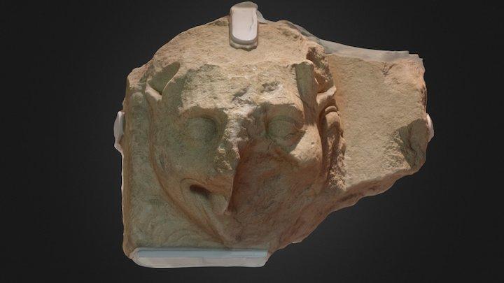Architectural fragment/Gargoyle 3D Model