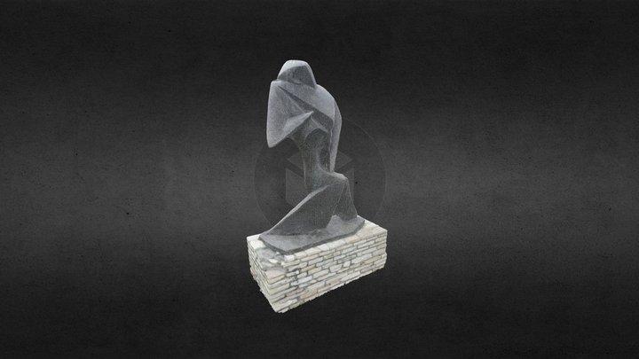 Petrovaradin Spomenik 1 3D Model
