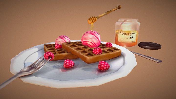 Waffling on 3D Model