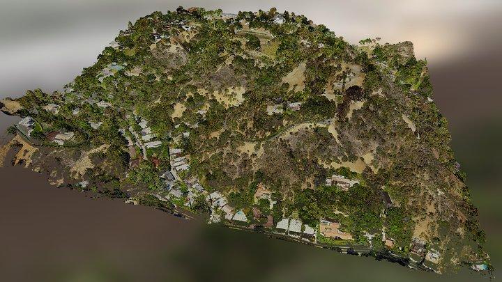 DRAGONFLY // Gary 6.30.21 LiDAR Point Cloud 3D Model