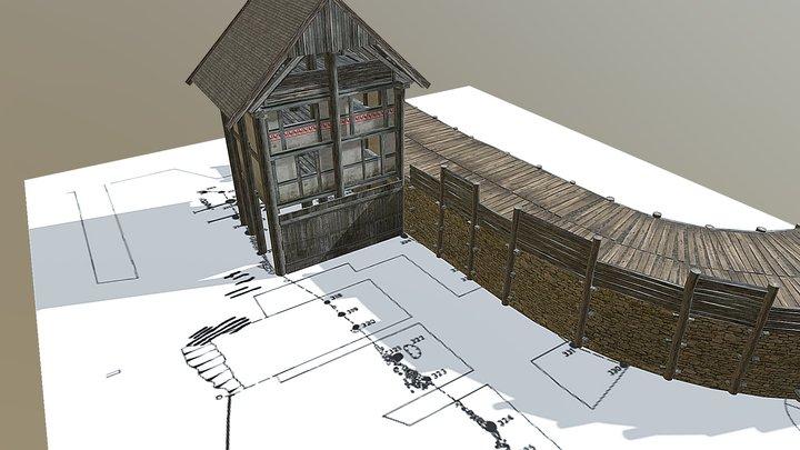 CAA Krakow_4 3D Model