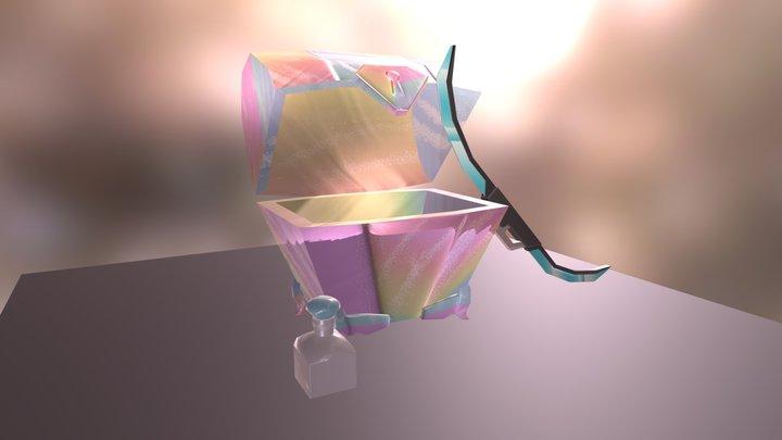 My 3 models task :D 3D Model